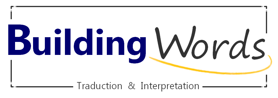 Logo de la société Building Words